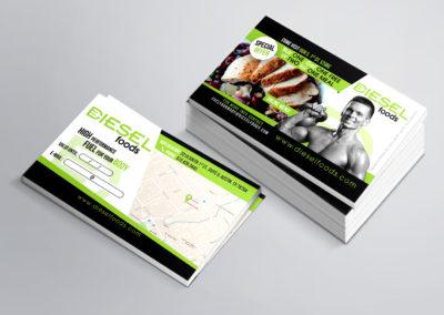 Diese Foods Card